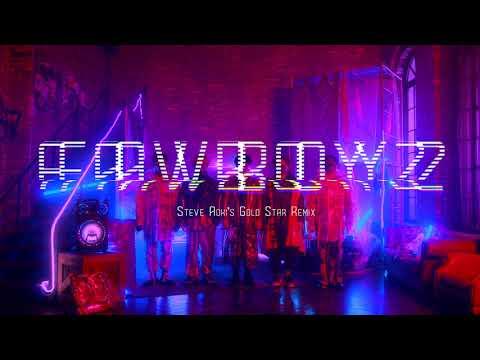 A.C.E - Fav Boyz (Lyric Video) [Steve Aoki's Gold Star Remix] 오프닝엔딩추가 파이널