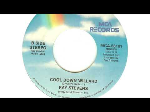 """Ray Stevens - """"Cool Down Willard"""" (Official Audio)"""
