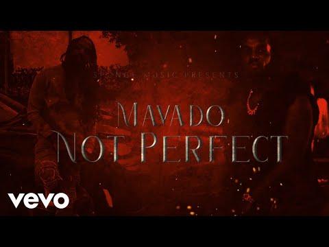 Mavado - Not Perfect (Official Lyric Video)