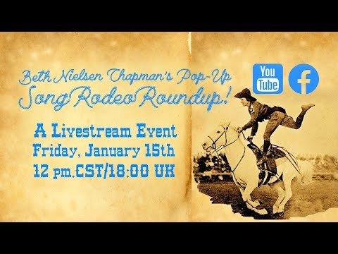 BNC's Pop-up Song Rodeo Roundup - A Livestream Event