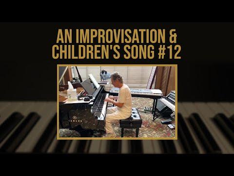 Chick Corea   Livestream Day 32   Piano Improvisation   Landscape
