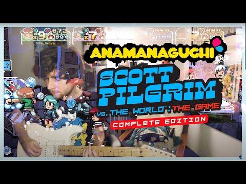 Anamanaguchi - Scott Pilgrim vs the World: The Game Soundtrack
