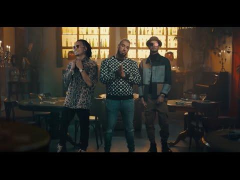 AriBeatz, Ozuna, Soolking - Aquí (Official Video)