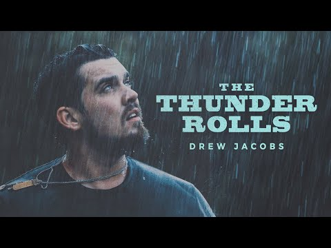 Garth Brooks - The Thunder Rolls (Drew Jacobs cover) - OFFICIAL VIDEO