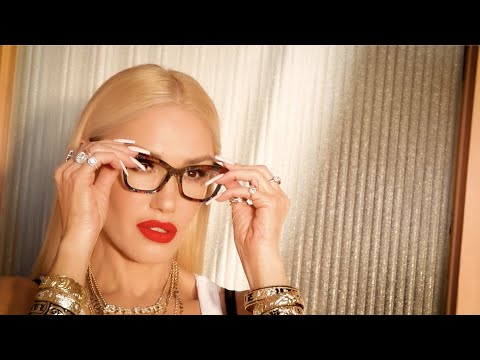 Gwen Stefani - Tura Eyewear 2021 Collection (Behind the Scenes)