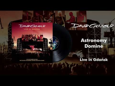 16 David Gilmour - Astronomy Domine (Live In Gdansk Official Audio)