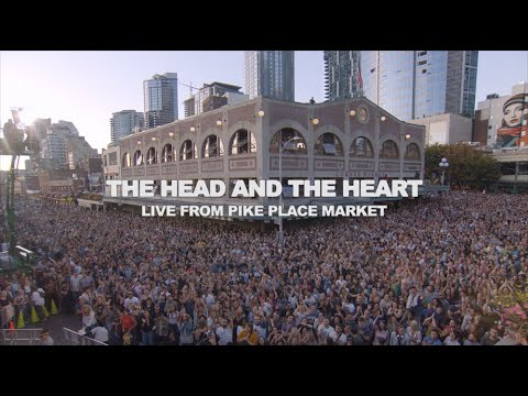 Rivers and Roads: The Head And The Heart - Live from Pike Place Market | Official Trailer