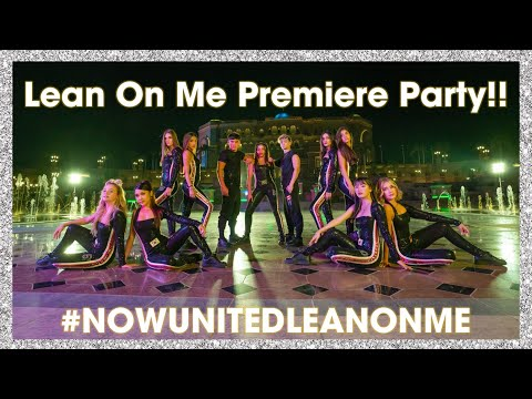 Lean On Me Premiere Party!!