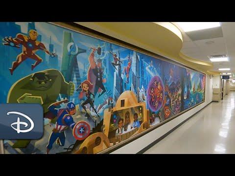 Disney Brings Magic to Three Central Florida Children's Hospitals | Disney Parks