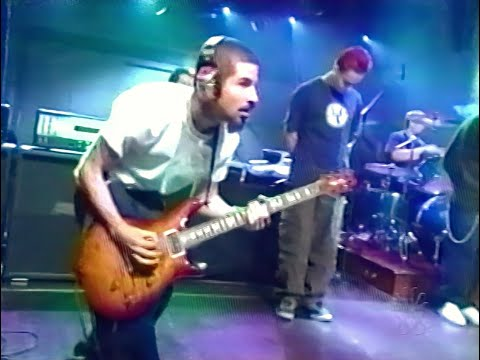 One Step Closer (Late Night with Conan O'Brien | 01/16/2001) - Linkin Park