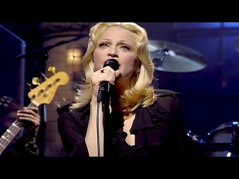 Madonna - Fever (Live from Saturday Night Live 1993)