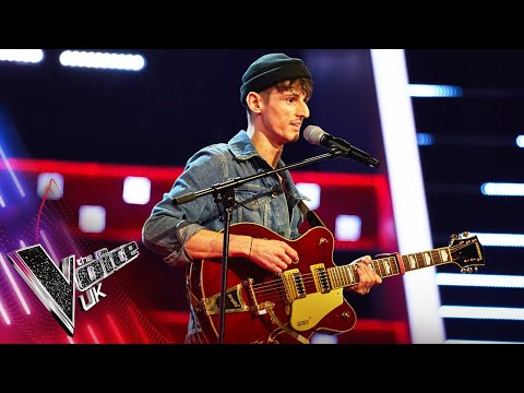 Alex Harry's 'idontwannabeyouanymore' | Blind Auditions | The Voice UK 2021
