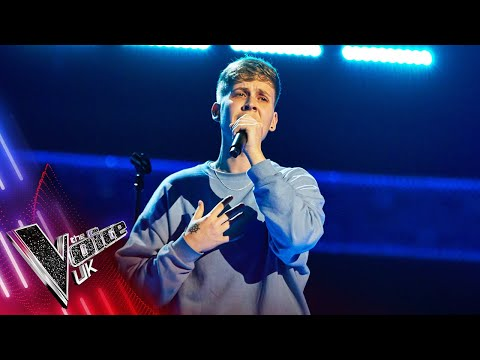 Sonny James Price's 'Break My Heart Again' | Blind Auditions | The Voice UK 2021