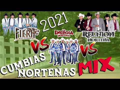 Cumbias Norteñas - Mix 2021