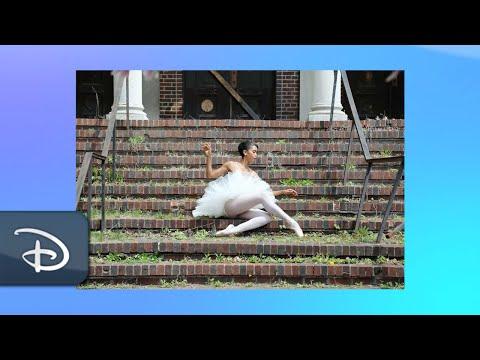 Disney Dreamers Academy Virtual Program Series Welcomes Professional Ballerina Aesha Ash