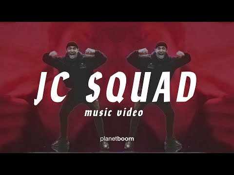 JC Squad | planetboom Official Music Video