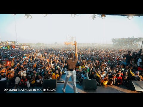 Live Performance In South Sudan Part 1