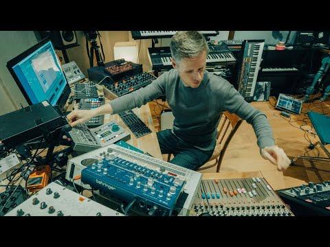 Joris Voorn Techno Improvisation - Live Studio Session (4K)