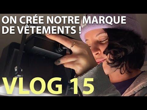 VLOG #15 : ON CRÉE NOTRE PROPRE MARQUE DE VÊTEMENTS || LMZG - Lamuzgueule (Lifestyle)