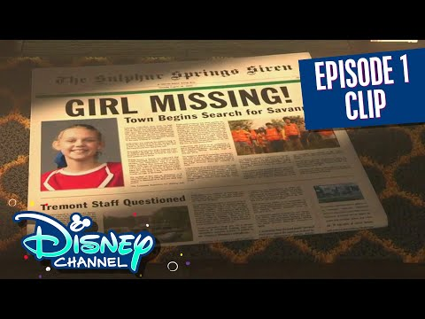 Discovery of the Portal | Secrets of Sulphur Springs | Disney Channel