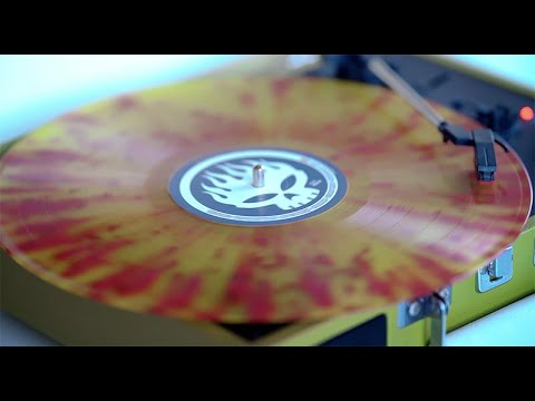 The Offspring - 'Conspiracy of One' 20th Anniversary Vinyl