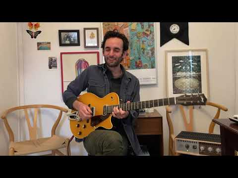Julian Lage - My Little Suede Shoes (Charlie Parker Cover)