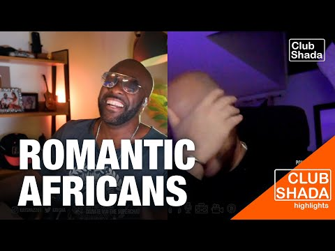 The romantic african men | ft. Boddhi Satva | Club Shada