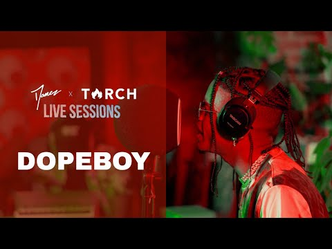 "Damez - ""Dopeboy"" Live (Torch Live Sessions)"