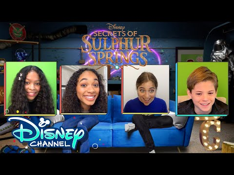 Episode 1-3 Recap! | Secrets of Sulphur Springs | Disney Channel