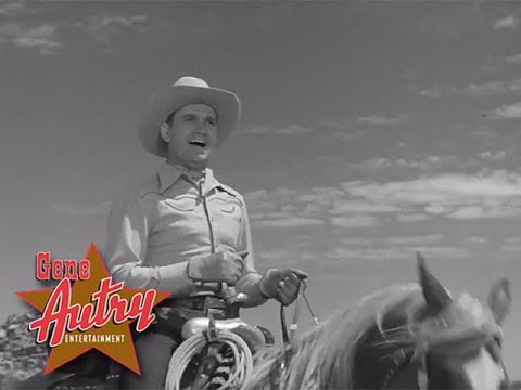 Gene Autry - Can't Shake the Sands of Texas from My Shoes (TGAS S1E3 - The Silver Arrow 1950)