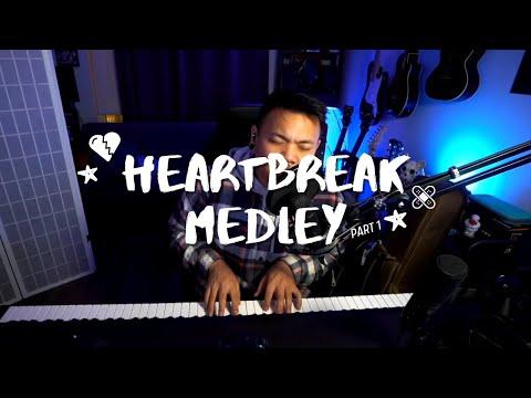 heartbreak medley... 😢💔 | AJ Rafael #Jamuary
