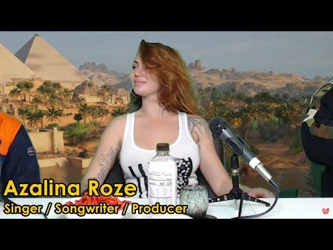 Killah Priest LIVE - Azalina Roze