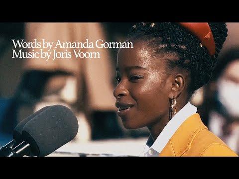 Amanda Gorman inauguration poem with music by Joris Voorn