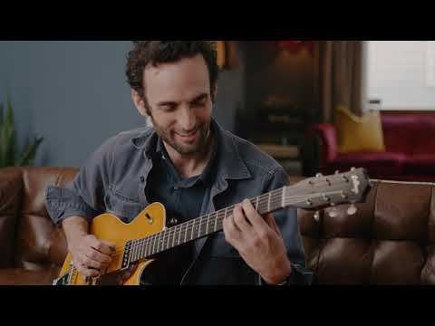 Julian Lage - Island Blues (Charles Lloyd Cover) - Collings 470 JL