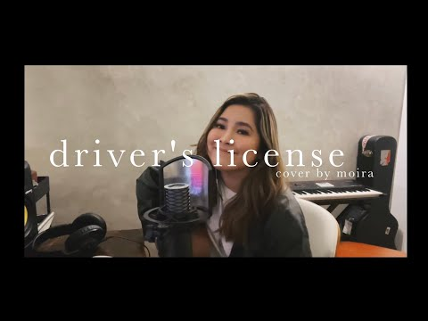 driver's license- olivia rodrigo | cover by moira dela torre