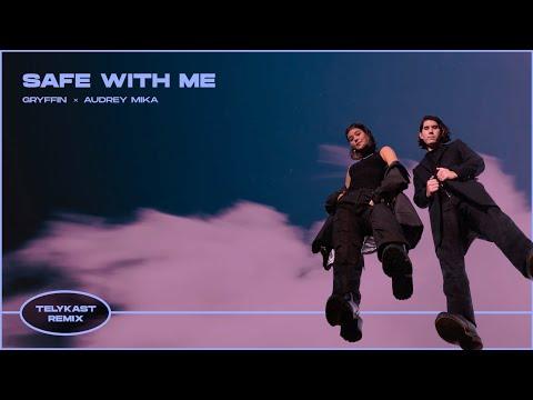 Gryffin & Audrey Mika - Safe With Me (TELYKast Remix) [Visualizer]
