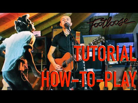Footloose TUTORIAL - How To Play - uso della Loop Station (Looper) e sovrapposizione voci
