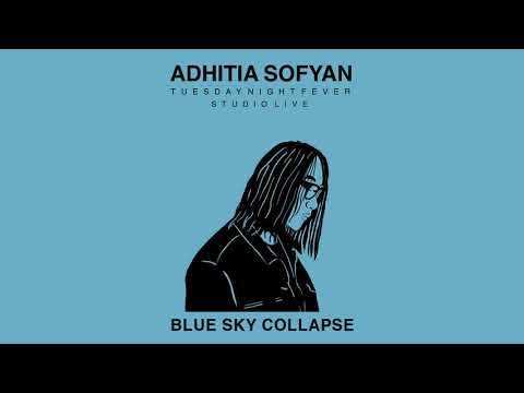 "Adhitia Sofyan ""Blue Sky Collapse"" TNF Studio Live"