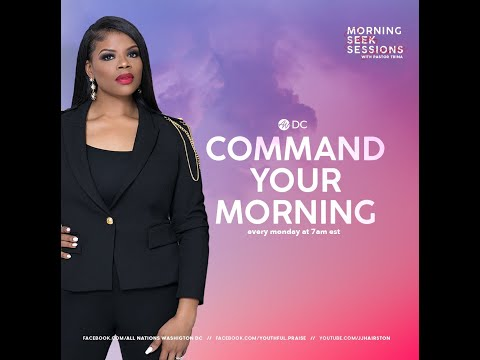 Morning Seek Session | Pastor Trina Hairston | ACCESS