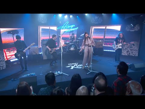 Best Coast - Everything Has Changed (Jimmy Kimmel Live)