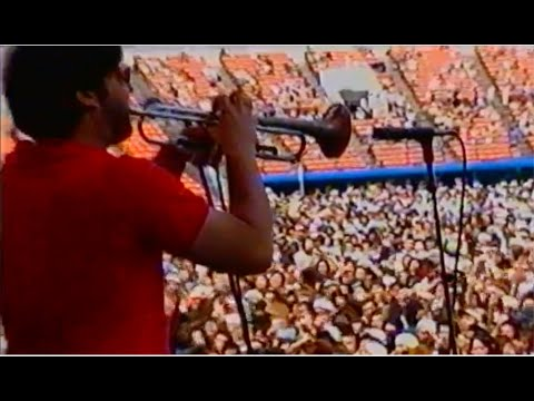 Reel Big Fish - Live at Summer Sonic Festival Tokyo 2001 (Part 1)