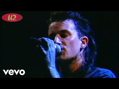 U2 - A Sort Of Homecoming (Live From Wembley Arena, London, UK / 1984)