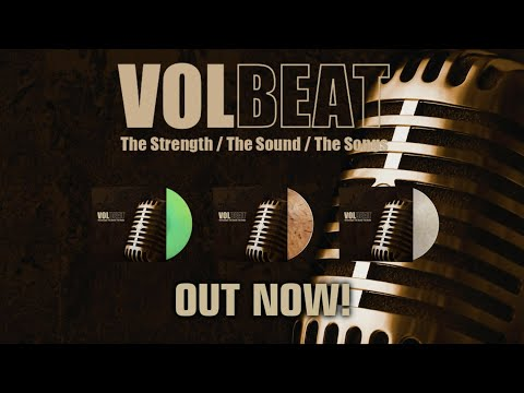VOLBEAT - The Strength / The Sound / The Songs [15th Anniversary Limited Vinyl Re-Issue]
