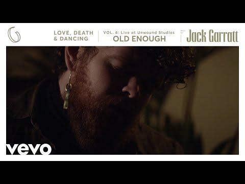 Jack Garratt - Old Enough (Live At Unwound Studios / Official Audio)