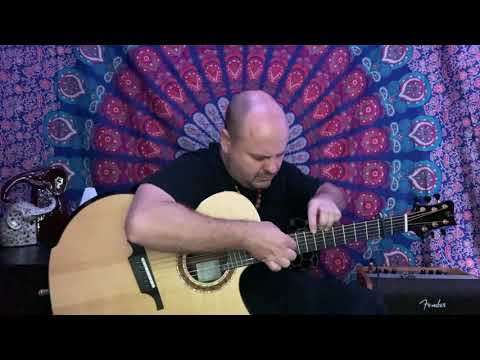 7-14 (from Livestream Concert) l Andy McKee