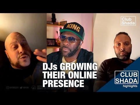 DJs growing their online presence | ft. Boddhi Satva & DJ Guelas | Club Shada