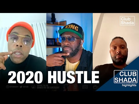 If 2020 didn't pull the hustle out of you | Club Shada