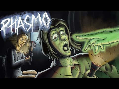 Pain & Agony in Phasmophobia