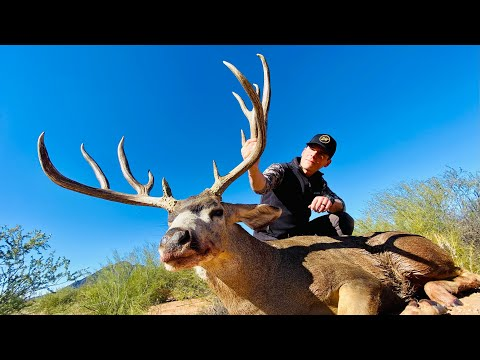 INCREDIBLE Mexico Mule Deer Hunt (a short film)