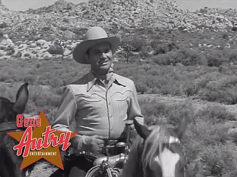 Gene Autry - Ridin' Down the Canyon (The Gene Autry Show S1E4 - The Doodle Bug 1950)